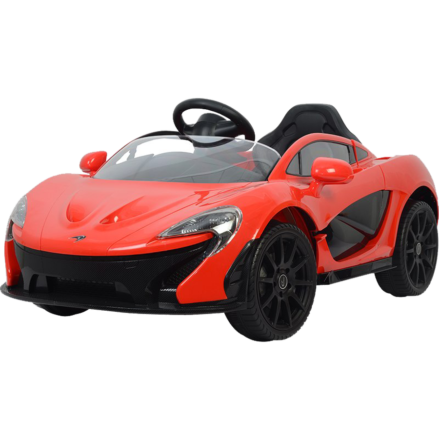 McLaren P1 12V Kids Ride On Car With Remote Control and Butterfly Doors