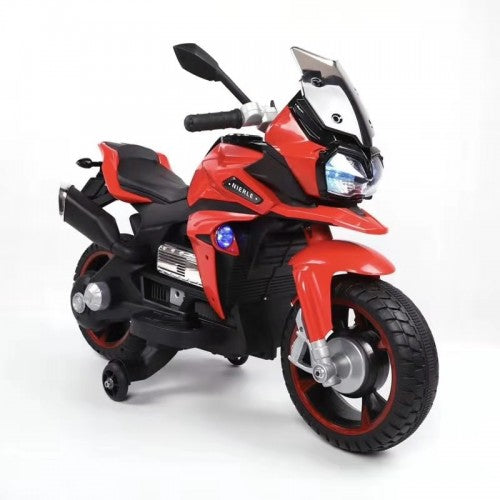 Kids Ride On Electric Motorbike (with removable training wheels) Ages 2-6