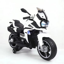 Load image into Gallery viewer, Kids Ride On Electric Motorbike (with removable training wheels) Ages 2-6