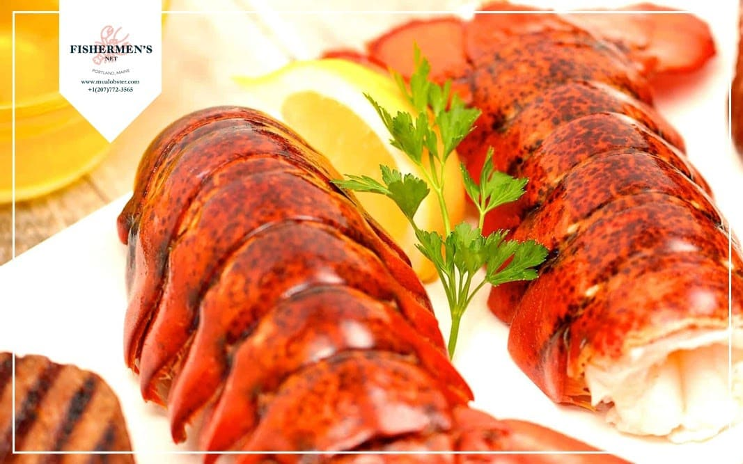 The best baked lobster tails recipe
