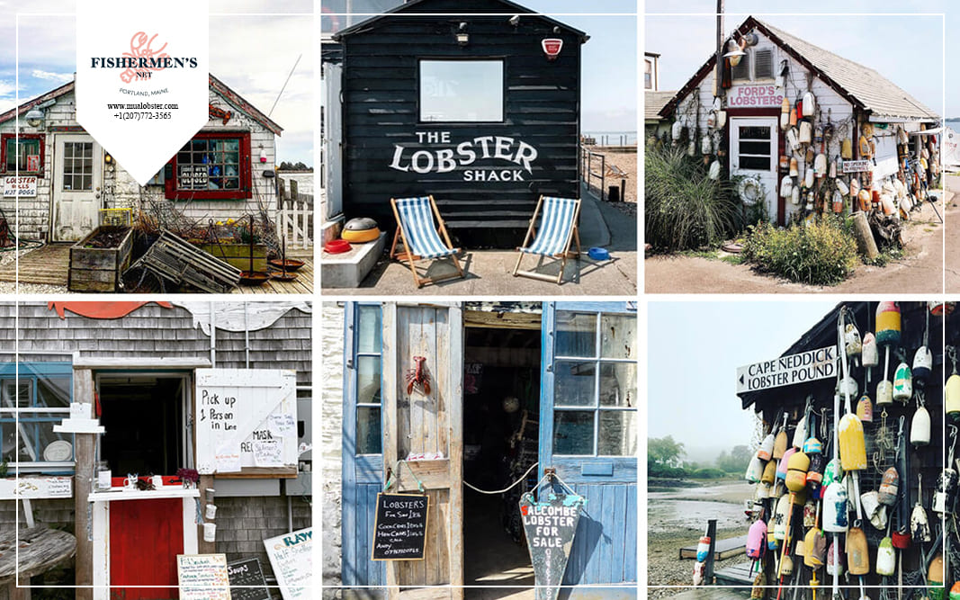 Lobster Shack - The best place for lobster in New England