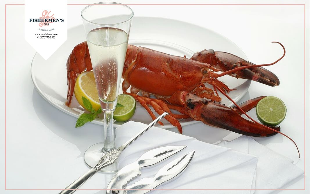 Enjoy your lobster more with a glass of wine