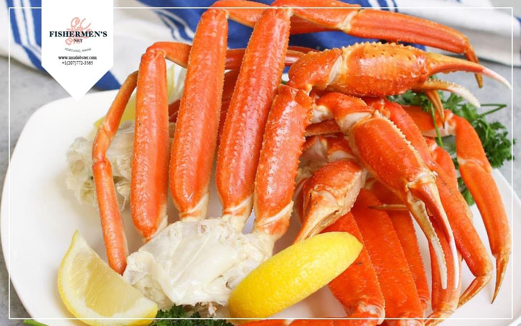 Cooking crab legs with the easiest recipe