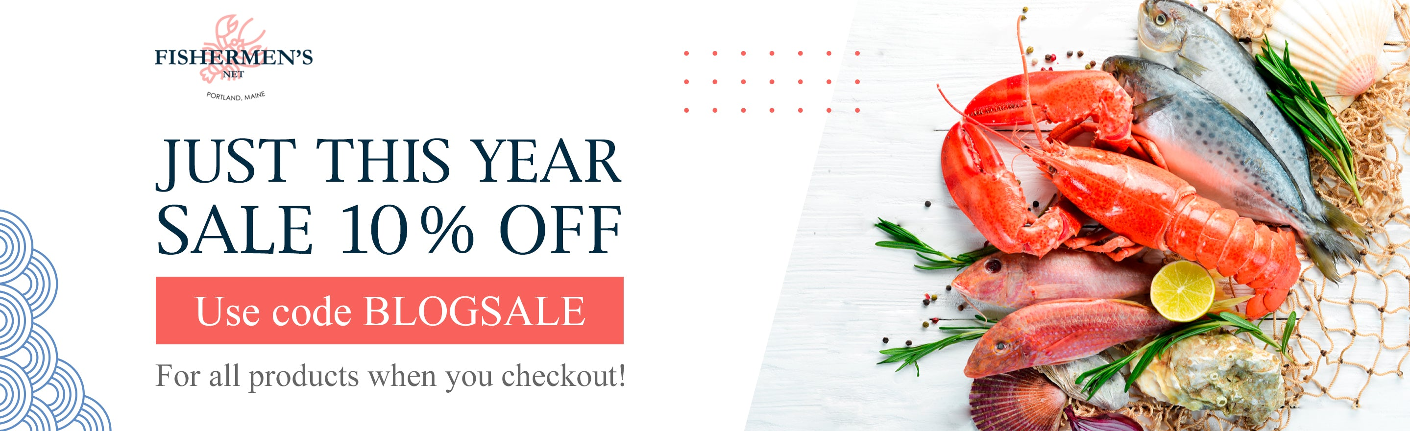 Sale 10% Off Just This Year