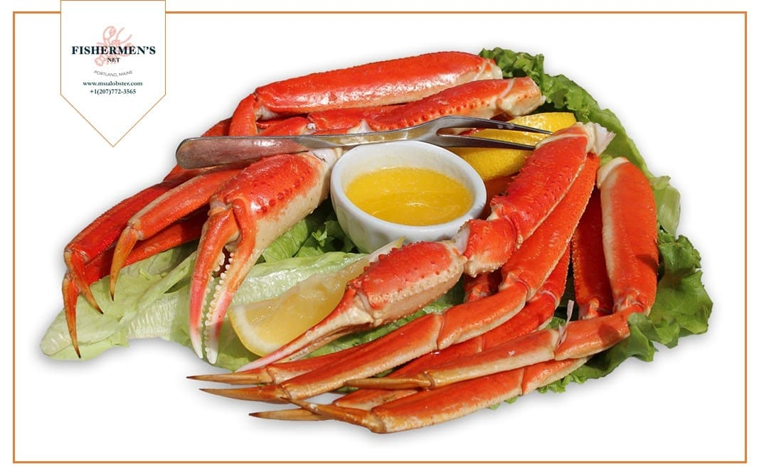 How to eat crab meat