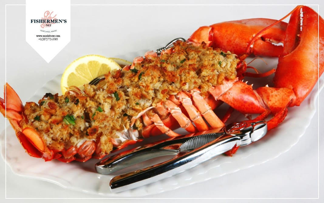 how to broil whole lobster