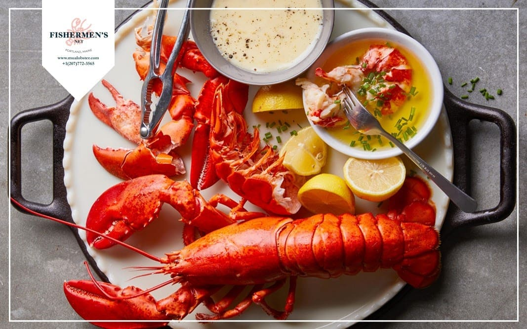 How to cook frozen lobster