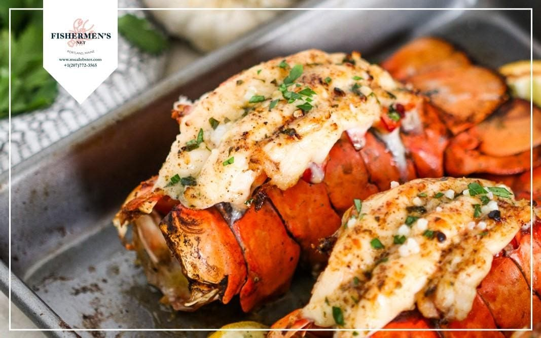 The most popular broiled lobster tails recipe