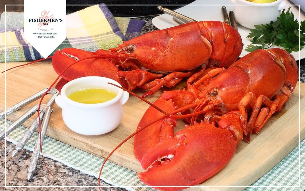 How to know if a lobster is cooked?