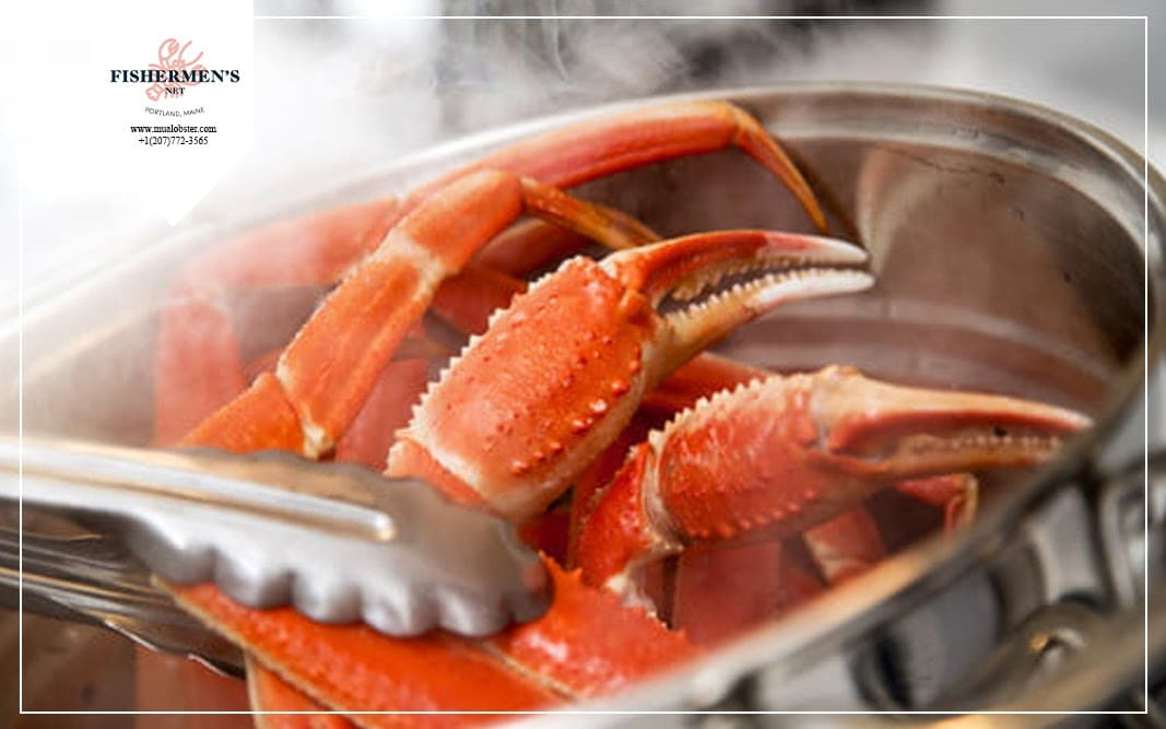 how to reheat cooked crab legs