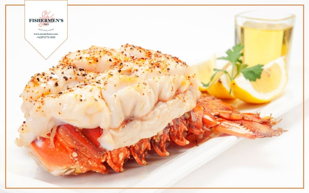 How to steam lobster tails?