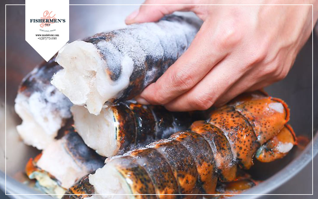 Learn about how to thaw lobster tails easily