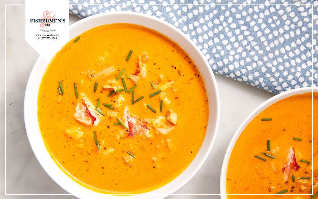 How to make Lobster Bisque?