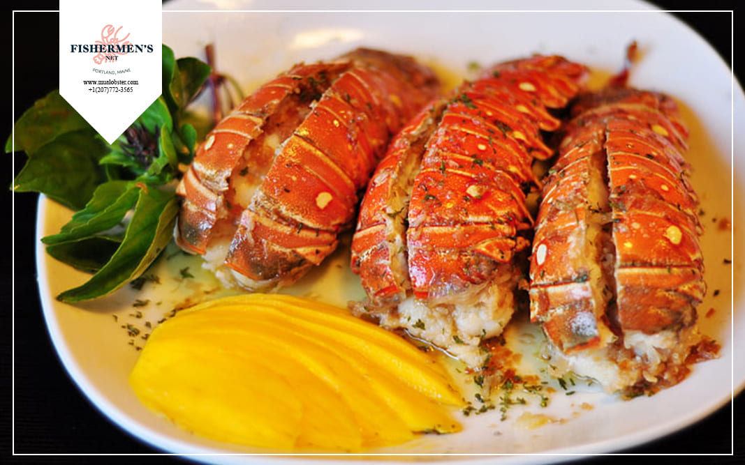 There are many nutrients in lobster