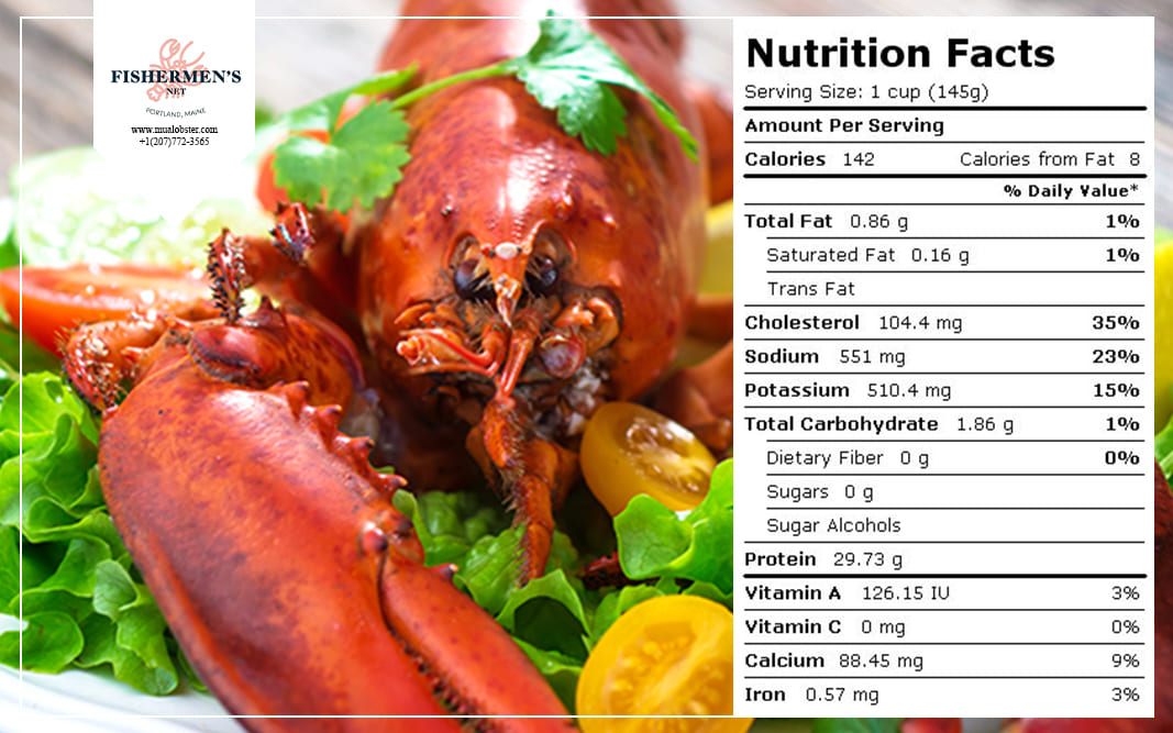 Lobster nutrition facts you need to know