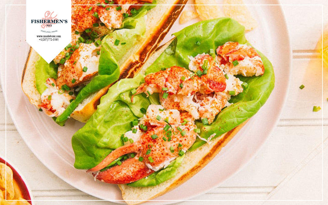 Try to cook the lobster dish in a healthy manner