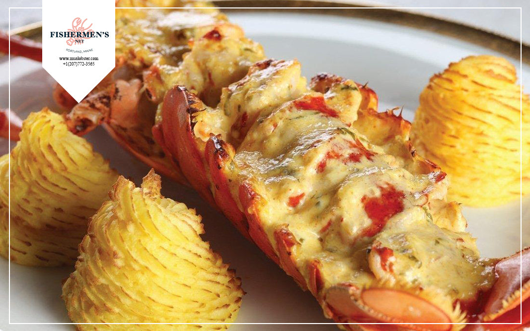 Lobster Thermidor recipe is to be expected, isn't it?