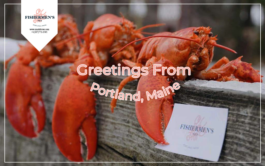 Fishermen's Net delivers lobsters from Maine to your dining table