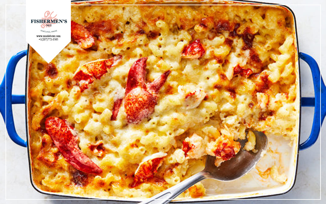 what does lobster mac and cheese taste like