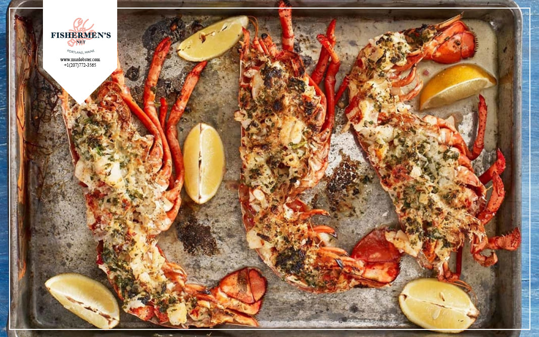 what does lobster thermidor taste like