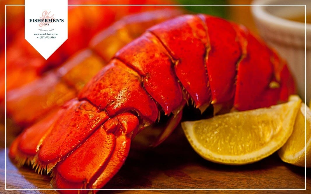 What is best to serve with lobster tails?