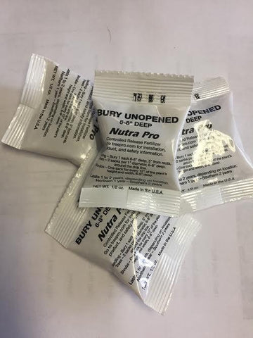 Nutra Pro Fertilizer Packets