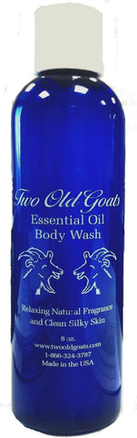 Two Old Goats 8 Ounce Body Wash - Shipping Included Pricing