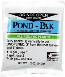 Nutri-Pak Pond-Pak® All Aquatic Plants
