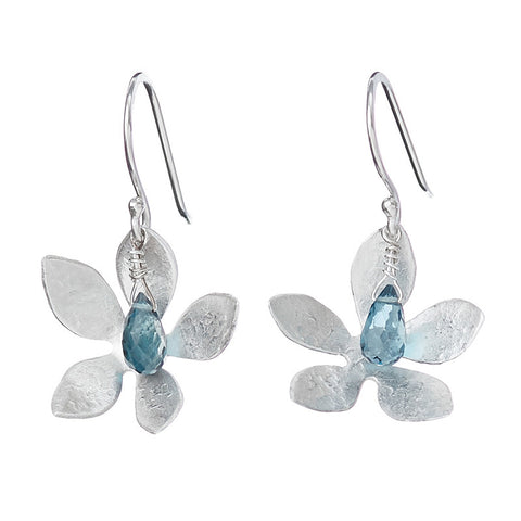 Blue Jasmine Earrings