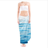 Blue Ocean Sarong by Garden of Silver in Westhampton Beach, New York.