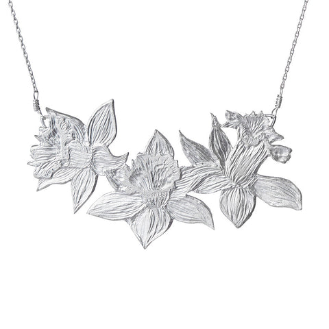Daffodil Garden Necklace
