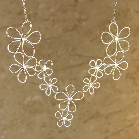 Daisy Garden Necklace