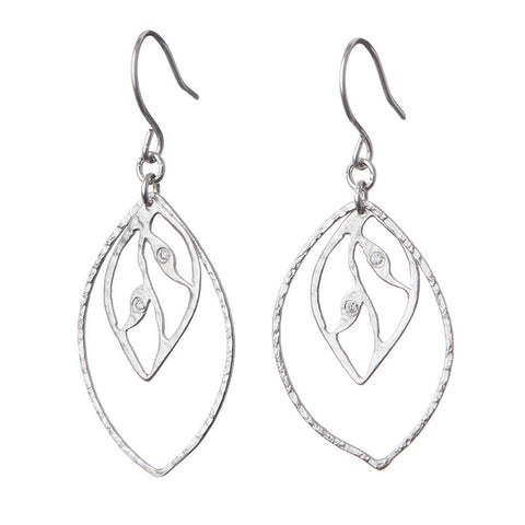 Dancing Dew Drops Earrings