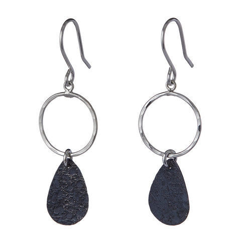Noir Earrings