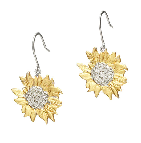 Golden Sunshine Earrings