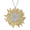 Golden Sunshine Necklace
