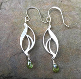 Citron Seas Earrings
