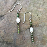Tourmaline Luster Earrings