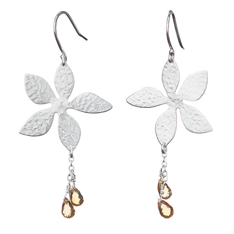 Jasmine Nectar Earrings