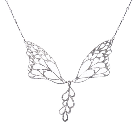 Butterfly Rain Necklace