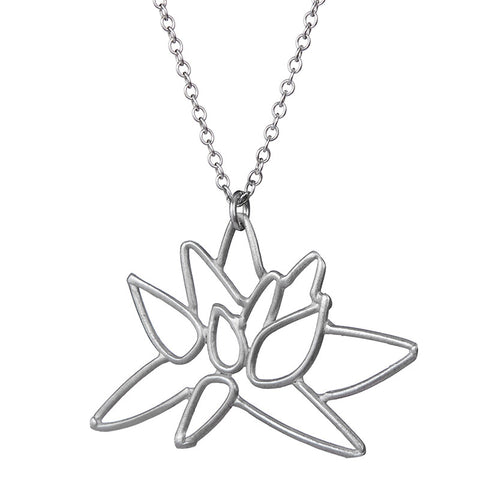 Little Lotus Pendant