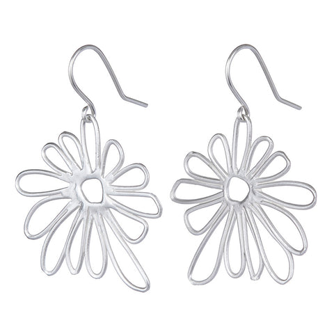 Montauk Daisy Earrings