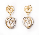 Endless Love Collection Dangle Earrings by Nikki Sedacca