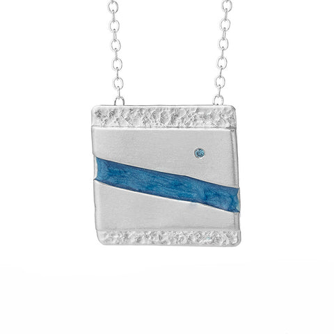 Nautical Mile Necklace