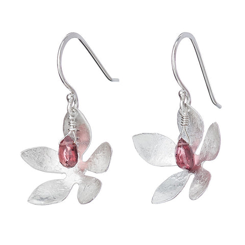 Pink Jasmine Earrings