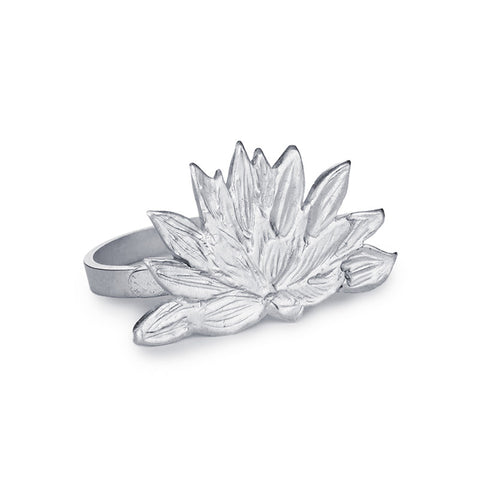 Waterlily Ring
