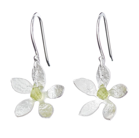 Wintergreen Jasmine Earrings