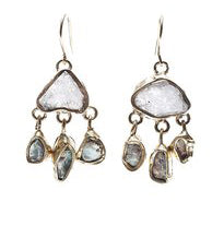 After The Rain Earrings by Emilie Shapiro