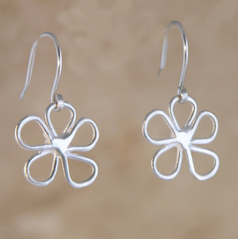 Tiny Flowers Earrings