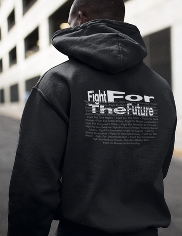 Fight Pullover Hoodie